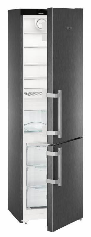 Холодильник Liebherr CNbs 4015 черный - фото 4