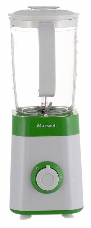 Блендер стационарный Maxwell MW-1184 G белый - фото 1