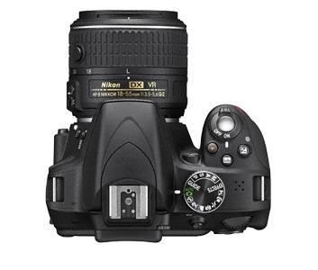 Фотоаппарат Nikon D3300 черный, 1 объектив 18-55mm VR AF-P - фото 6