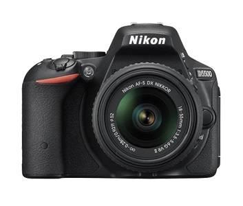 Фотоаппарат Nikon D5500 1 объектив черный - фото 1