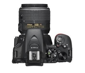 Фотоаппарат Nikon D5500 1 объектив черный - фото 6