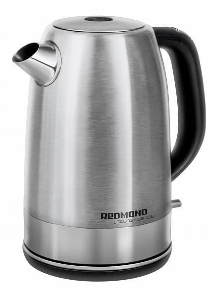 Чайник электрический Redmond RK-M149 серебристый - фото 1