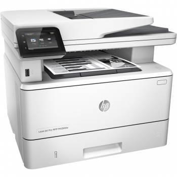 МФУ HP LaserJet Pro M426fdw белый (F6W15A)