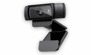 Камера Web Logitech HD Pro C920 черный (960-001055)