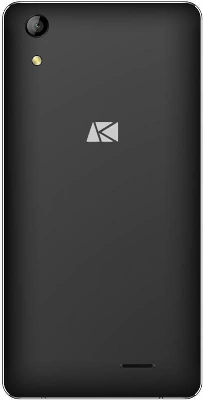 Смартфон ARK Benefit M503 8ГБ черный - фото 2