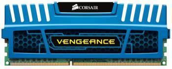 Модуль памяти DIMM DDR3 8Gb Corsair CMZ8GX3M1A1600C10B