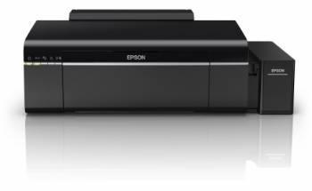 Принтер Epson L805 черный (C11CE86403)
