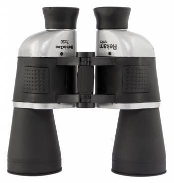 Комплект биноклей Rekam Robinzon 7x50&4x30 черный 7x (1305000301)