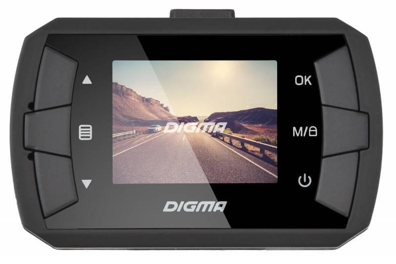 Видеорегистратор Digma FreeDrive 105 (FREEDRIVE 105) - фото 2