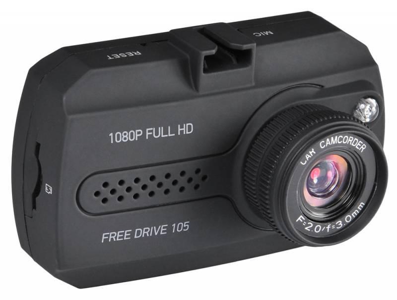 Видеорегистратор Digma FreeDrive 105 (FREEDRIVE 105) - фото 3