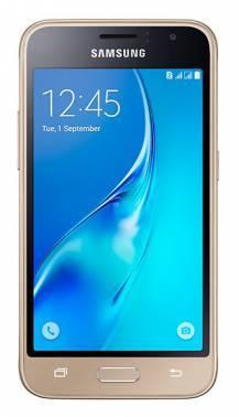 Смартфон Samsung Galaxy J1 (2016) SM-J120F 8ГБ золотистый (SM-J120FZDDSER)