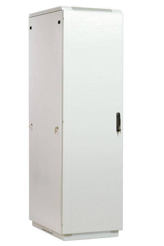 Шкаф коммутационный ЦМО ШТК-М-42.6.8-3ААА 42U серый - фото 1