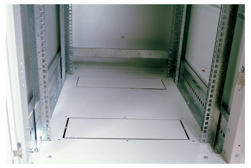 Шкаф коммутационный ЦМО ШТК-М-42.6.8-3ААА 42U серый - фото 8