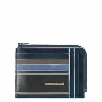 Чехол для кредитных карт Piquadro Blue Square
