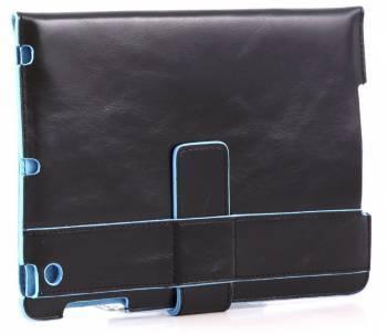 Чехол для планшета Piquadro Blue Square AC2976B2 / N черный натур.кожа