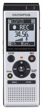 Диктофон 4Gb Olympus VN-425PC белый