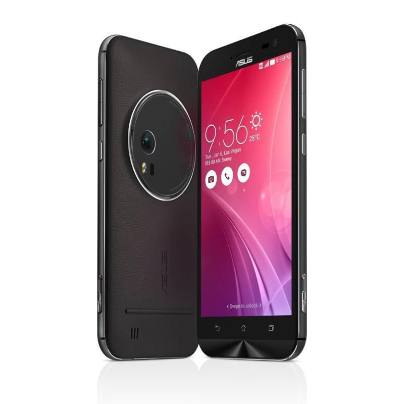 Смартфон Asus ZenFone Zoom ZX551ML 128ГБ черный - фото 2