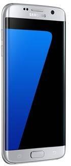 Смартфон Samsung SM-G935FD Galaxy S7 Edge серебристый, встроенная память 32Gb, дисплей 5.5 2560x1440, Android 6.0, камера 12Mpix, поддержка 3G, 4G, 2Sim, WiFi, BT, GPS, microSD до 200Gb (SM-G935FZSUSER)