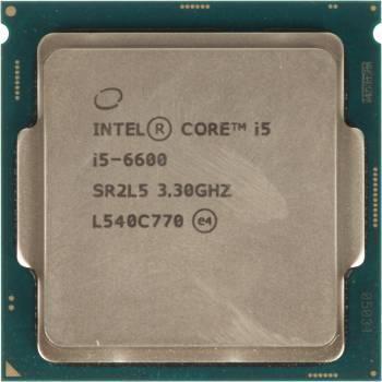 Процессор Intel Core i5 6600 Socket-1151 OEM (CM8066201920401S R2L5)