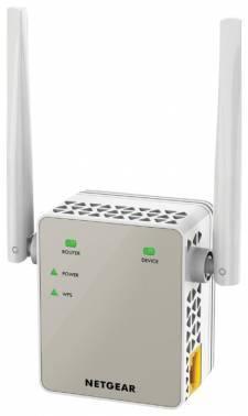 Повторитель беспроводного сигнала NetGear EX6120-100PES белый