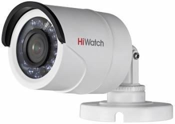 Камера видеонаблюдения Hikvision HiWatch DS-T100 белый