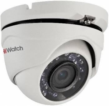 Камера видеонаблюдения Hikvision HiWatch DS-T203 белый