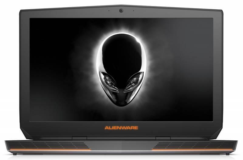 "Ноутбук 17.3"" Dell Alienware 17 R3 серебристый - фото 1"