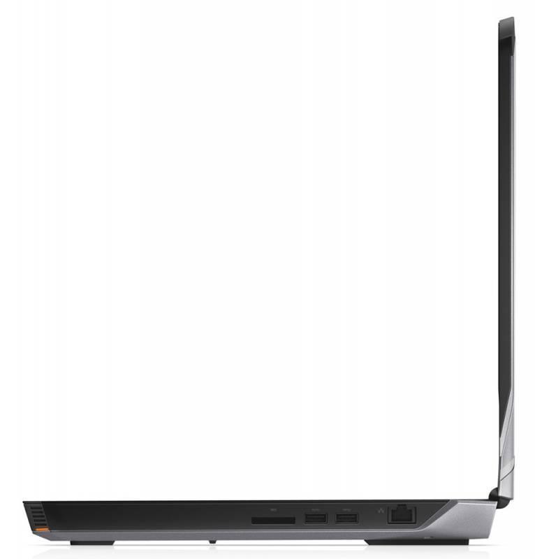 "Ноутбук 17.3"" Dell Alienware 17 R3 серебристый - фото 2"