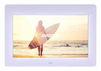 """Цифровая фоторамка 10.1"""" Digma PF-1033 белый (PF1033W)"""