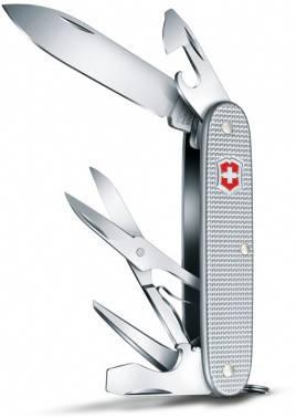 Нож со складным лезвием Victorinox Pioneer X серебристый (0.8231.26)