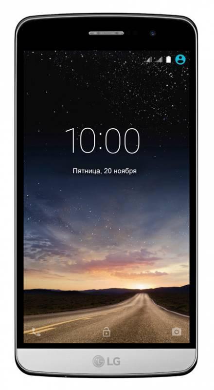 Смартфон LG Ray X190 16ГБ титан - фото 1