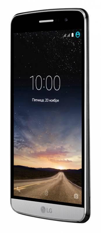 Смартфон LG Ray X190 16ГБ титан - фото 5