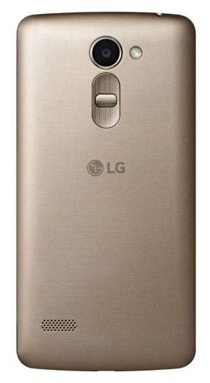 Смартфон LG Ray X190 16ГБ золотистый - фото 2
