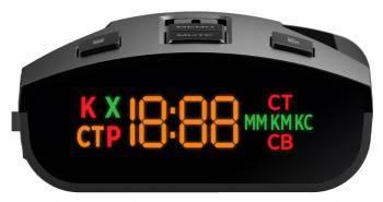 Радар-детектор Silverstone F1 Leman GPS приемник