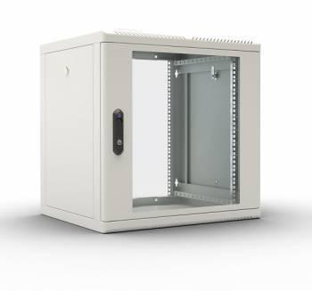 Шкаф настенный ЦМО ШРН-М-12.500.1 12U серый