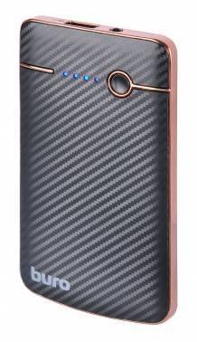 Мобильный аккумулятор BURO RA-4000 черный