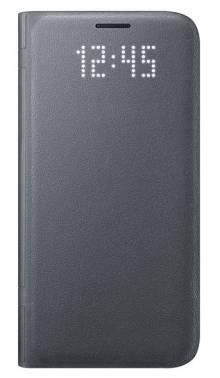 Чехол (флип-кейс) Samsung LED View Cover черный