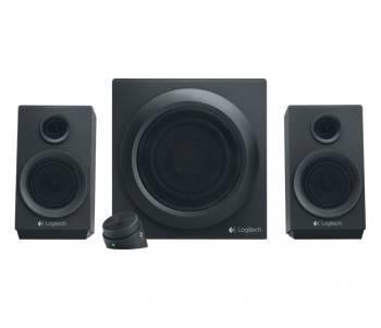 Колонки Logitech Z333 черный (980-001202)