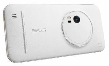 Чехол Asus Leather Case, для Asus ZenFone ZX551ML, белый (90AC0100-BBC009)