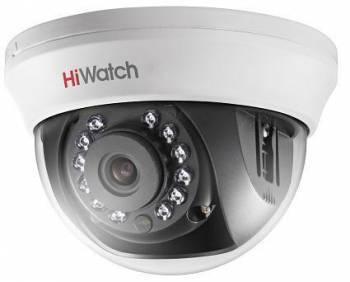 Камера видеонаблюдения Hikvision HiWatch DS-T101 белый