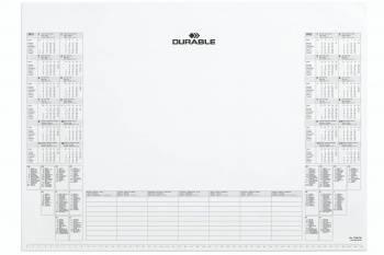 Настольное покрытие Durable 7292-02 белый