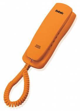 Телефон BBK BKT-105 RU оранжевый
