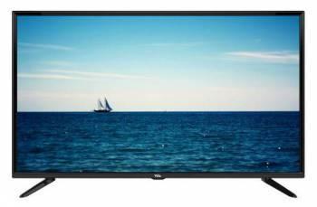 Телевизор LED TCL LED40D2710В черный, диагональ экрана 40 (101.60 см), FULL HD (1080p), частота обновления 60Hz, тюнер DVB-T2, DVB-C, USB разъем