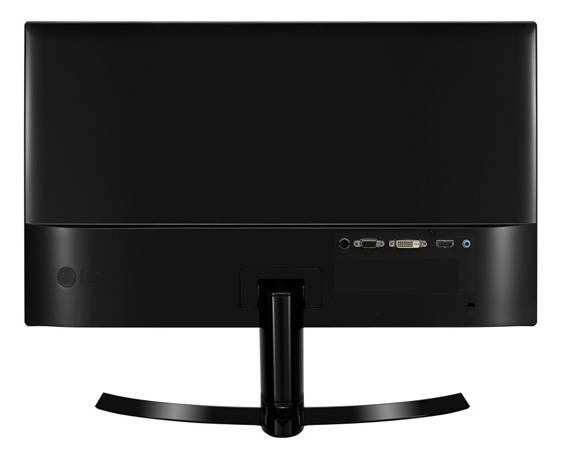 """Монитор 23.8"""" LG 24MP58VQ-P черный - фото 5"""