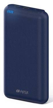 Мобильный аккумулятор Hiper SP20000 Li-Ion 20000mAh синий