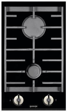 Газовая варочная поверхность Gorenje Infinity GC341INI черный