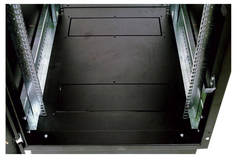 Шкаф серверный ЦМО ШТК-М-42.8.8-1ААА-9005 42U черный - фото 4