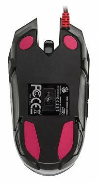 Мышь A4 Bloody N50 Neon черный (N50)