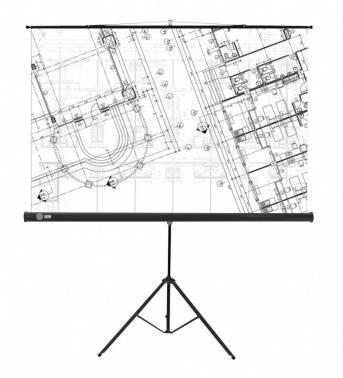 Экран Cactus Triscreen CS-PST-127X127