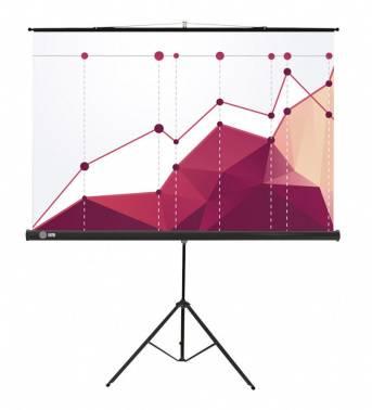 Экран Cactus Triscreen CS-PST-180x180